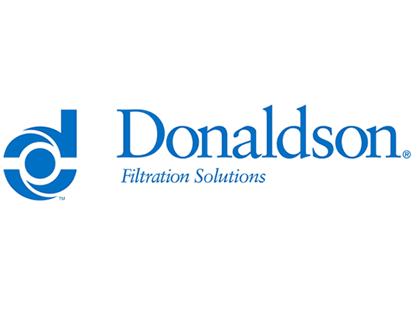 A DONALDSON brand logo on white background.