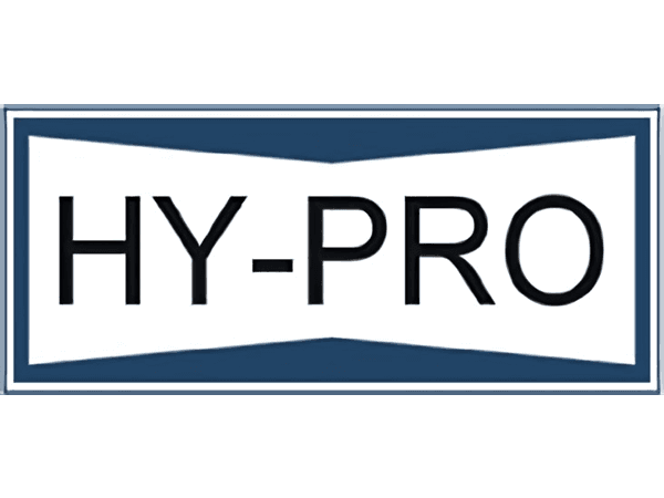 A HY-PRO brand logo on white background.