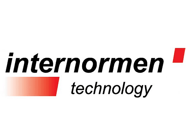 A INTERNORMEN brand logo on white background.